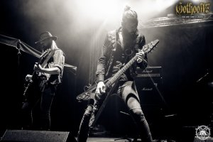 Photo Gothoom solstafir