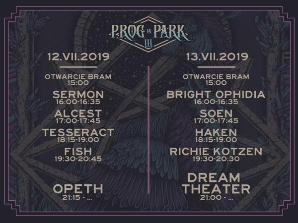 Prog in Park 2019 - Running
