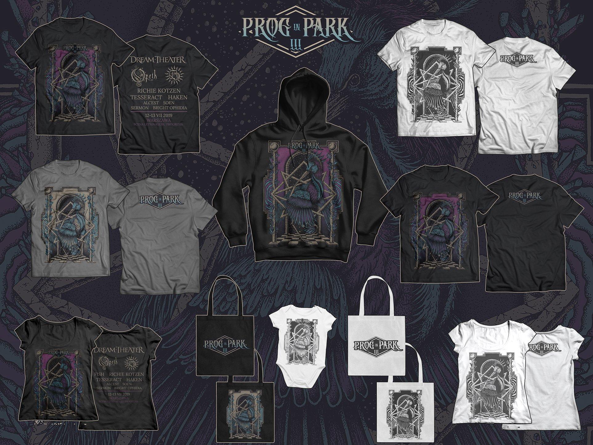Merchandising Prog in Park 2019