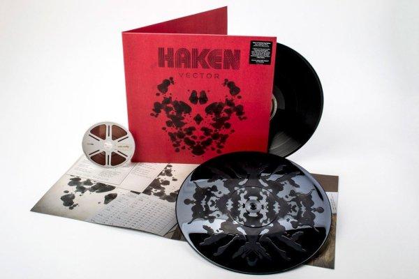 Photo Promo : Haken - Vector (2018)